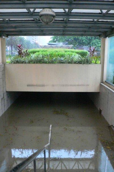 ayala underpass