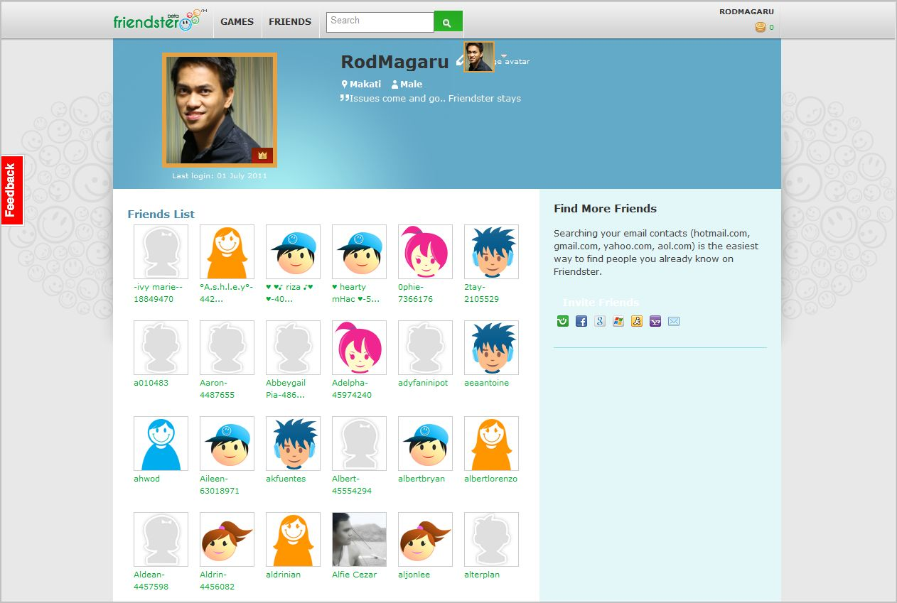 Dating in seigy friendster